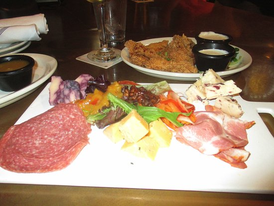 New Brighton, Μινεσότα: Great appetizers