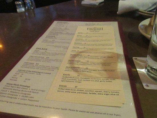 New Brighton, Μινεσότα: Both menus