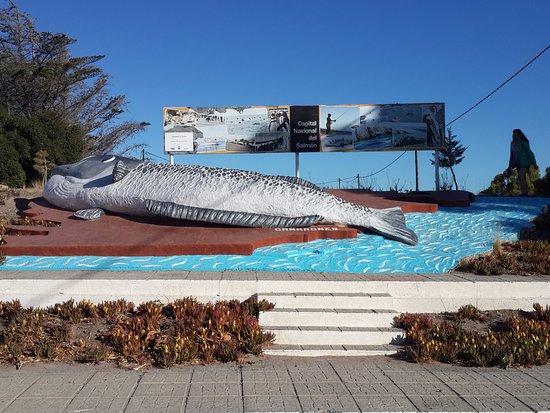 Monumento Al Salmon