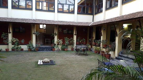 Planet Bhaktapur Hotel: 20170115_171739_large.jpg