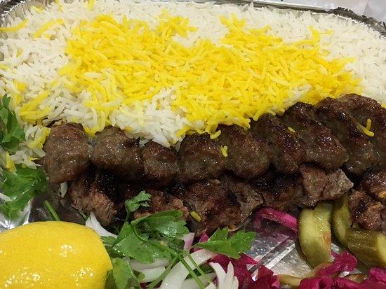 Shebestan Palace Restaurant: Shabestan Kebab