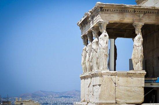 Athens Mythology Tour with Acropolis...