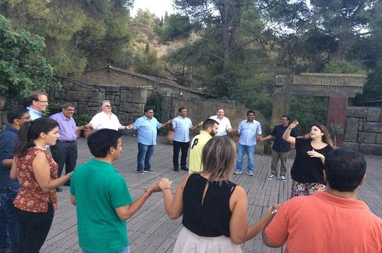 Athens Greek Folk Dance Lesson with...