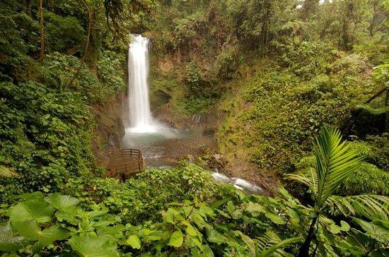 La Paz Waterfall Gardens Nature Park...