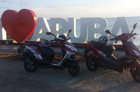 Explore Aluguel de Scooter em Aruba