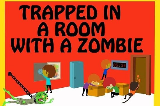 Trapped in a Room with a Zombie in