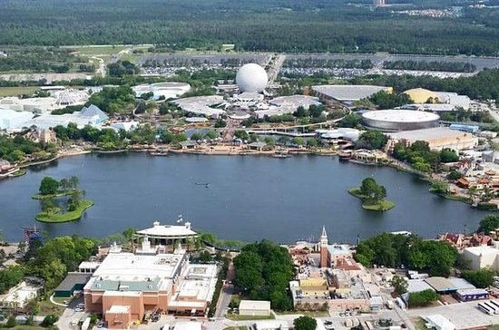 Helicopter Tour over Orlando's Theme...