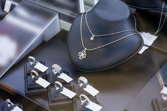 Excursão de compras de joias de...