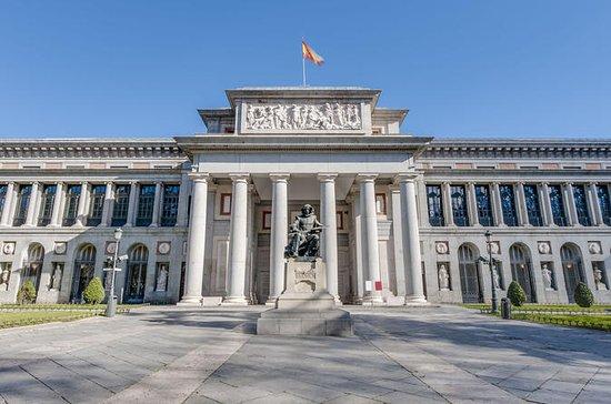 Prado Museum and Royal Palace of ...