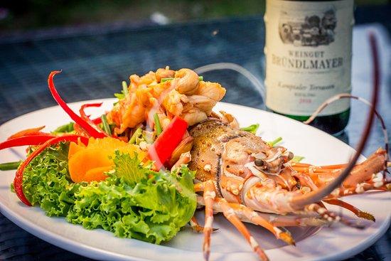 Lipa Noi, Tajlandia: Fine Dining