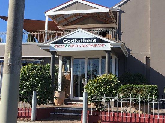 Frankston, Australia: Now godfathers