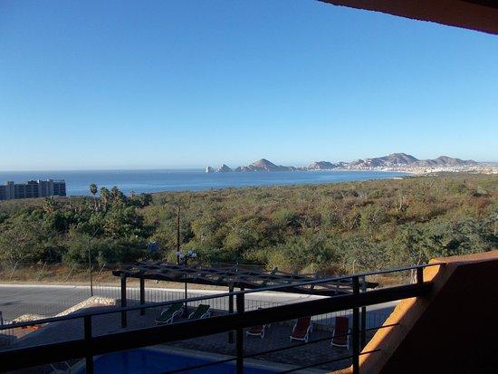 Sunrock Hotel & Residences: my balcony