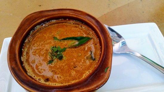 Yonkers, État de New York : Chicken Chettinad Soup