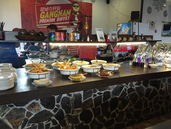 Awesome Appetizer Section Picture Of Gangam Premium Buffet Subic Download Free Architecture Designs Scobabritishbridgeorg