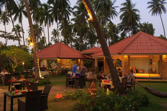 Lipa Noi, Tajlandia: Bech Restaurant