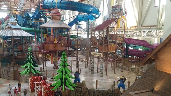 Great Wolf Lodge: 20170114_093612_large.jpg