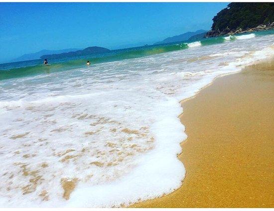 Sete Fontes Beach Photo