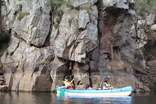 Brogo Wilderness Canoes #1