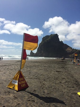 Piha, Nuova Zelanda: photo3.jpg