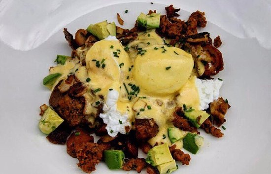 Burnaby, كندا: We have brunch on weekends and holidays 