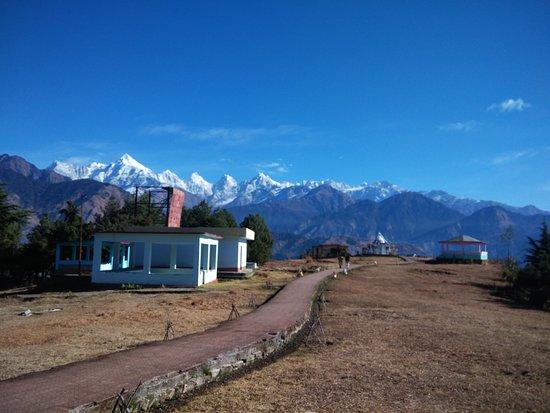Munsyari: Ξενοδοχεία