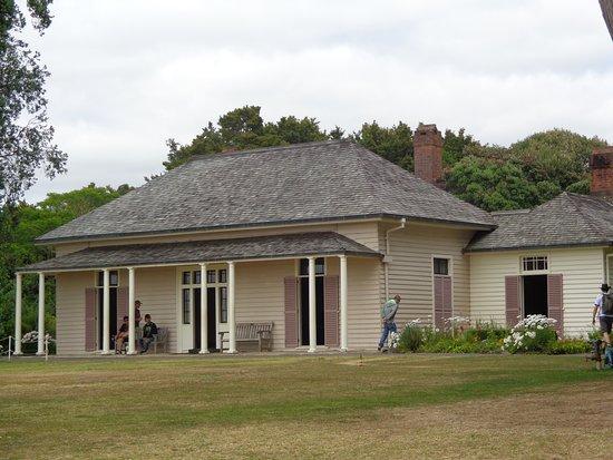 Paihia, New Zealand: Treaty House