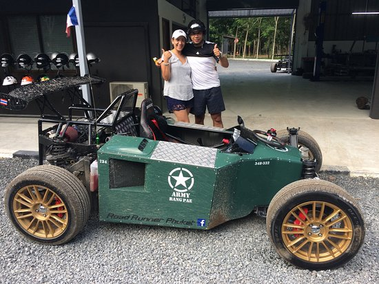 Road Runner Buggy and ATV Adventure Phuket