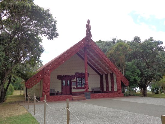Paihia, New Zealand: Wharenui