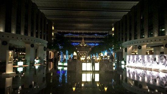 Bang Phli, Thailand: Impressive Foyer
