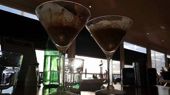 Ballina, ออสเตรเลีย: Sunset Cream Cocktail