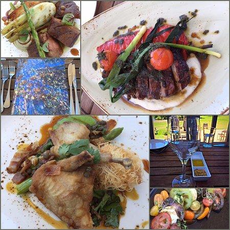 Dromana, ออสเตรเลีย: Yummy dishes!