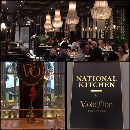 the national kitchen by violet oon at the national gallery interior of restaurant