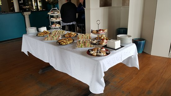 Westport, New Zealand: Morning or Afternoon tea for that special occasion $15.00 per head minimum number of people 20