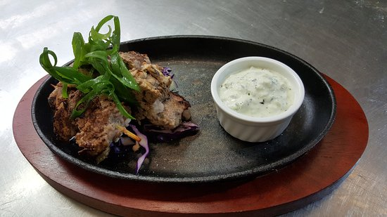 Westport, New Zealand: Lamb Kebabs