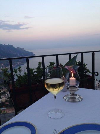 Ristorante Confalone : My dinner table