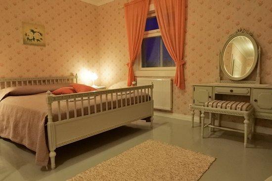 Savonlinna, Finlandia: Room in the main house