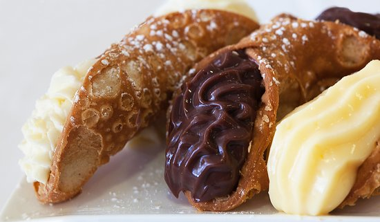 The Entrance, Australia: Yummy Canolli