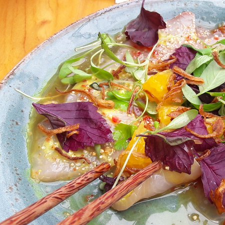 Takapuna, Neuseeland: Sashimi