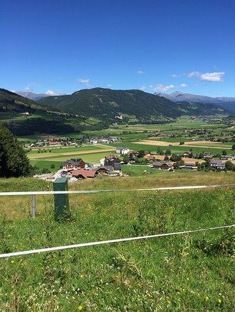 Sankt Margarethen im Lungau, Østerrike: Blick auf das Hotel