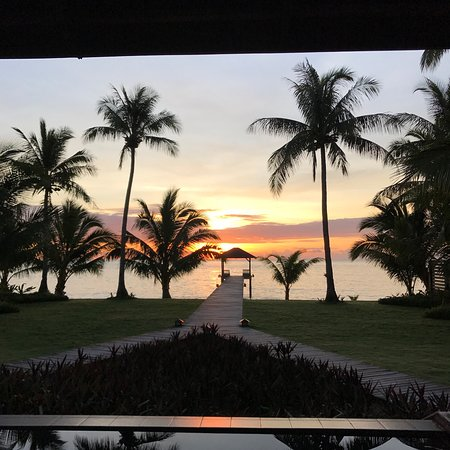 Siargao Paraiso Resort: Beautiful exclusive resort! We will surely gonna come back!