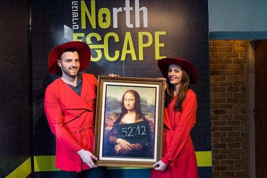 North Escape - Escape rooms in Hagoshrim