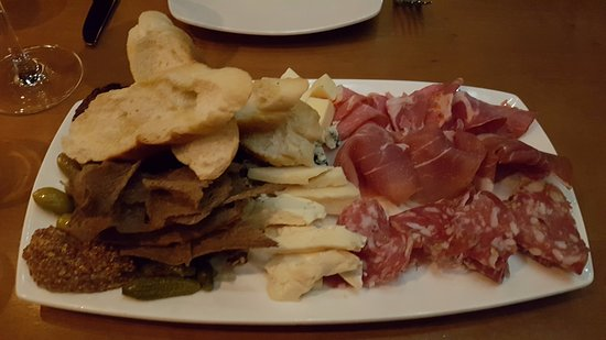 Pier 7 restaurant + bar Meat and cheese plate & Meat and cheese plate - Picture of Pier 7 restaurant + bar North ...