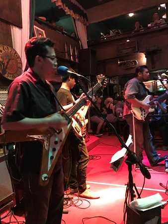 Saxophone Pub Photo