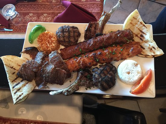 Alaturco mediterranean cuisine clifton park restaurant for Athena mediterranean cuisine ny