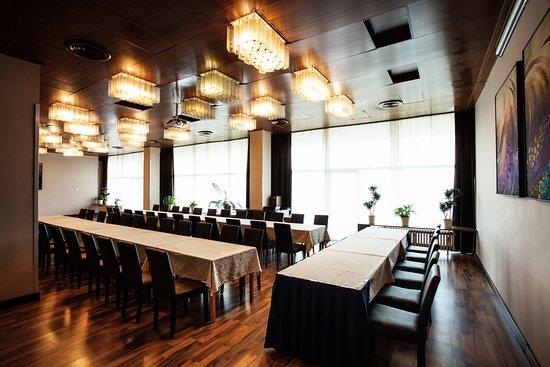 Most, Tsjekkia: big lounge - capacity 100 seats