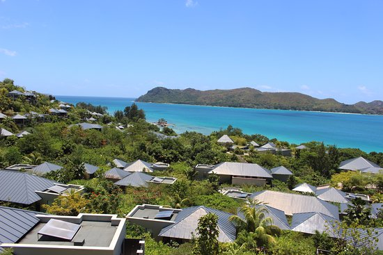 Anse Takamaka, Seszele: Raffles Seychelles - Panoramic Ocean View Room