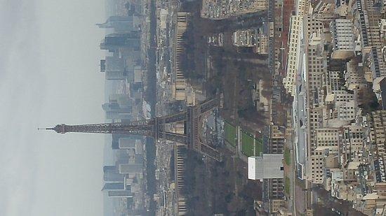 Observatoire Panoramique de la Tour Montparnasse : 20170114_153155_large.jpg