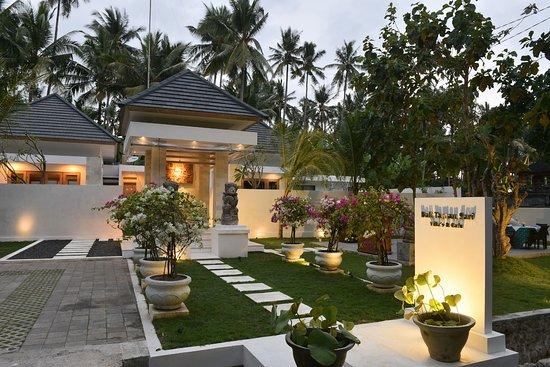 Pekutatan, Indonesia: Bali Taman Sari Villas & Restaurant