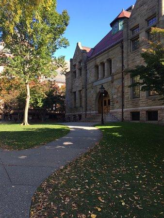 Brown University: Wilson Hall