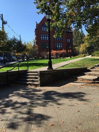 Brown University: Pembroke Campus